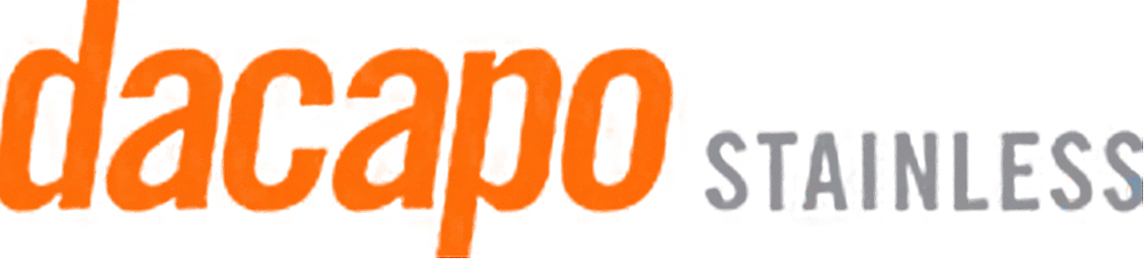 Dacapo logo Metalfinish Group