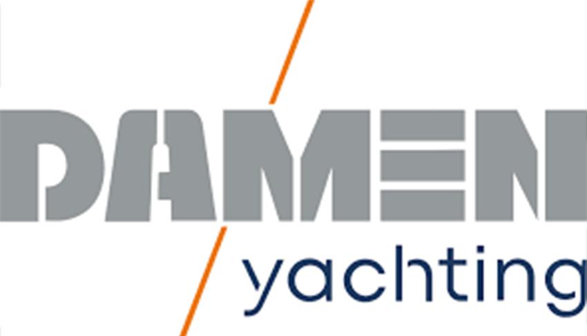 Damen logo Metalfinish Group