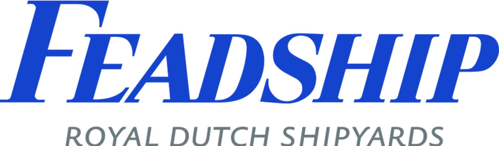 Feadship logo Metalfinish Group
