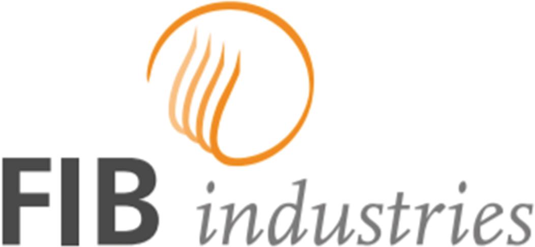 FIB Industries logo Metalfinish Group