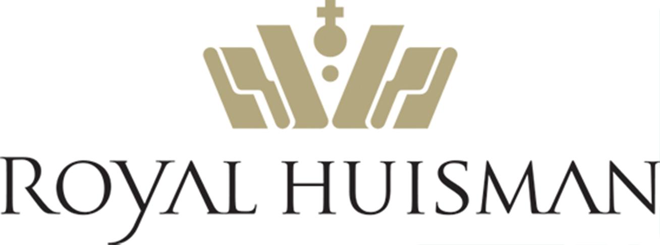 Royal Huisman logo Metalfinish Group