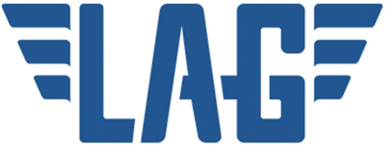 LAG Trailers logo Metalfinish Group