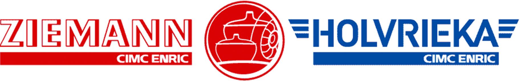 Ziemann Holvrieka logo Metalfinish Group